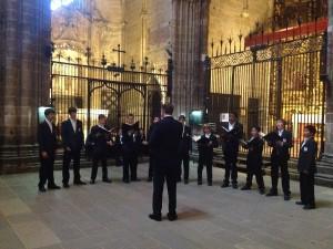 PBC en Catedral de Barcelona
