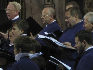 The Grace Cathedral Choir