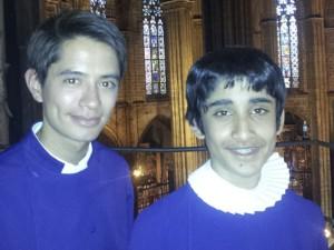 Tehe Grace Catedral Choir